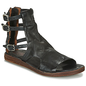 Shoes Women Sandals Airstep / A.S.98 RAMOS BRIDES Black