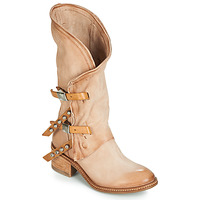 Shoes Women Boots Airstep / A.S.98 WINNIE Beige