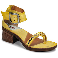 Shoes Women Sandals Airstep / A.S.98 KENYA Yellow