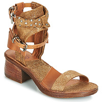 Shoes Women Sandals Airstep / A.S.98 KENYA Gold