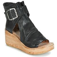 Shoes Women Sandals Airstep / A.S.98 NOA BUCKLE Black