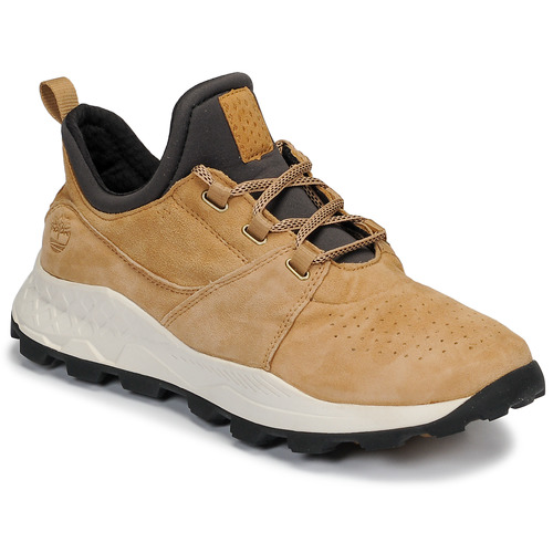 25b083d28 Timberland BROOKLYN LACE OXFORD Beige - Fast delivery | Spartoo ...