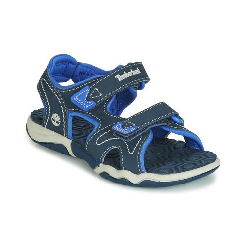 más de moda venta directa de fábrica diversos estilos Timberland ADVENTURE SEEKER 2 STRAP Blue - Fast delivery | Spartoo ...