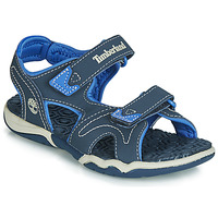 Shoes Children Sandals Timberland ADVENTURE SEEKER 2 STRAP Blue