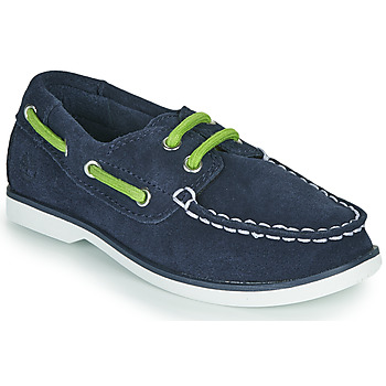 Shoes Children Boat shoes Timberland SEABURY CLASSIC 2EYE BOAT Black