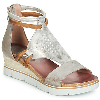 Shoes Women Sandals Mjus TAPASITA Silver