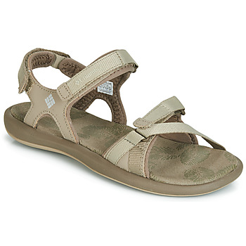 Shoes Women Sports sandals Columbia KYRA III Beige