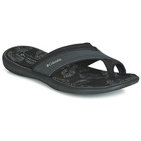 Shoes Women Flip flops Columbia KEA II Black