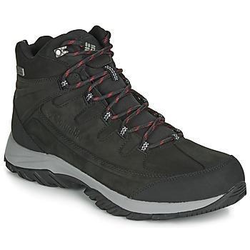 Shoes Men Hiking shoes Columbia TERREBONNE II MID OUTDRY Black