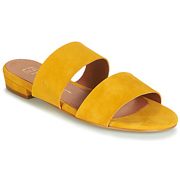 Shoes Women Mules Betty London JISTINE Yellow