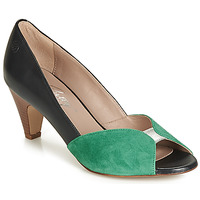 Shoes Women Court shoes Betty London JIKOTIZE Black / Green