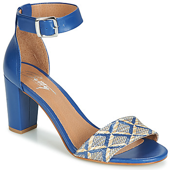 Shoes Women Sandals Betty London CRETOLIA Blue