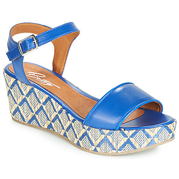 Shoes Women Sandals Betty London JIKOTERE Blue