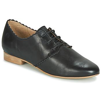 Shoes Women Derby shoes Betty London JIKOTEFE Black