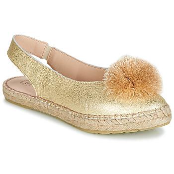 Shoes Women Ballerinas Betty London JIKOTI Gold