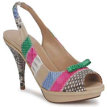 Shoes Women Sandals Fericelli NIADIK Multicoloured