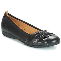 Shoes Women Ballerinas Gabor  Black