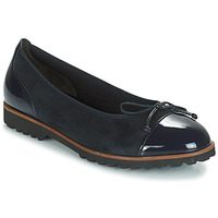 Shoes Women Ballerinas Gabor CAROLINA Marine