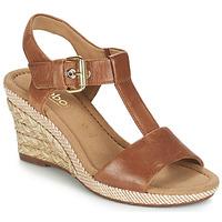 Shoes Women Sandals Gabor FIULI Cognac