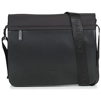 Bags Men Messenger bags Chabrand ST ANTOINE BESACE A5 Black