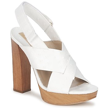 Sandals Michael Kors MK18072 White 350x350
