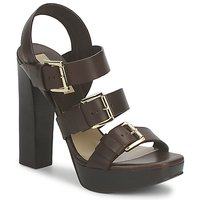 Shoes Women Sandals Michael Kors MK18071 Cafe