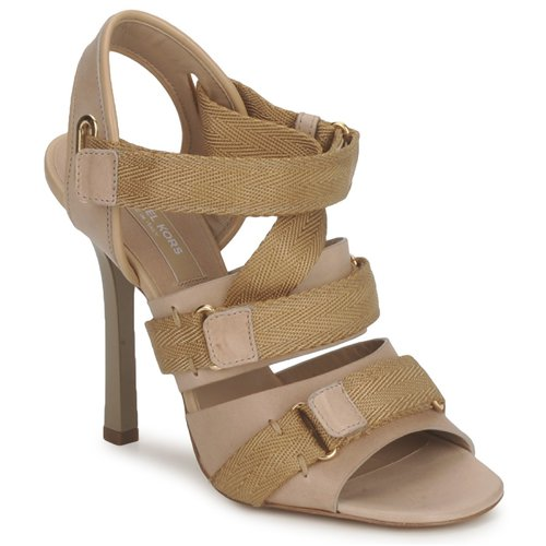 Shoes Women Sandals Michael Kors MK118113 Desert / Beige