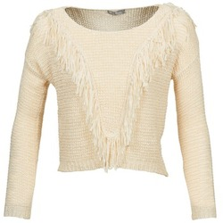 material Women jumpers Betty London CAZE Beige