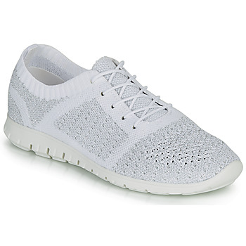 Shoes Women Low top trainers André SURF White