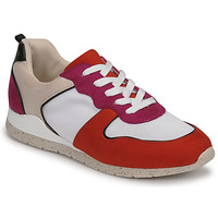 Shoes Women Low top trainers André ADO Red