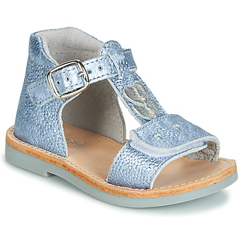 Shoes Boy Sandals André POESIE Blue