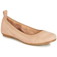 Shoes Girl Ballerinas André PEPITE Pink