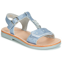 Shoes Boy Sandals André TOPAZE Blue