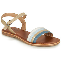 Shoes Boy Sandals André RIVIERE Blue