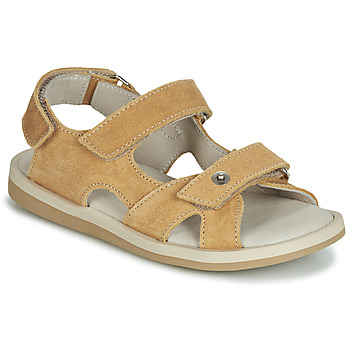 Shoes Girl Sandals André CANNOT Beige