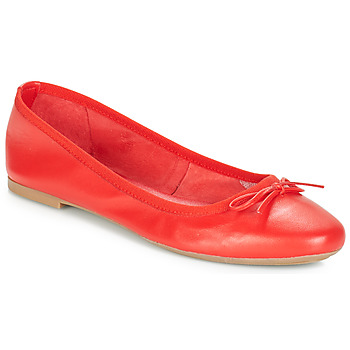 Shoes Women Ballerinas André PIETRA Red