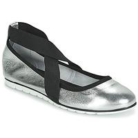 Shoes Women Ballerinas André ALYSSA Silver