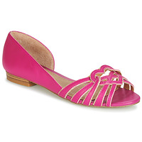 Shoes Women Ballerinas André CHRISTIE Pink