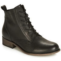 Shoes Women Mid boots André GODILLOT Black