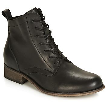 Shoes Women Ankle boots André GODILLOT Black