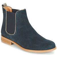 Shoes Women Mid boots André RIDER Blue