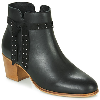 Shoes Women Ankle boots André ROMANE Black