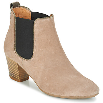 Shoes Women Ankle boots André RELEASE Beige