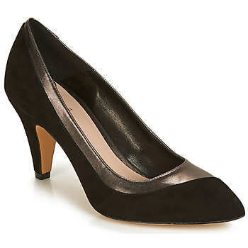 Shoes Women Court shoes André CHAHUTEUSE Black