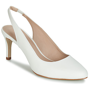 Shoes Women Court shoes André CASINO White