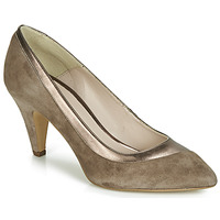 Shoes Women Court shoes André CHAHUTEUSE Taupe