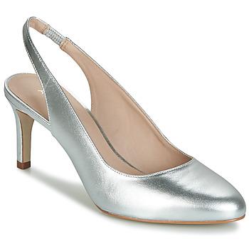 Shoes Women Court shoes André CASINO Silver