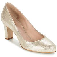 Shoes Women Court shoes André CINTIA Gold
