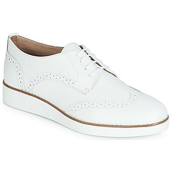 Shoes Women Derby shoes André CAROU White