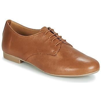 Shoes Women Derby shoes André COMPLICITY Camel